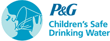 P&G's Children's Safe Drinking Water logo